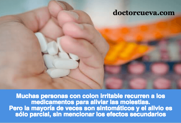 4 Errores que tu Colon Irritable no perdona pastillas