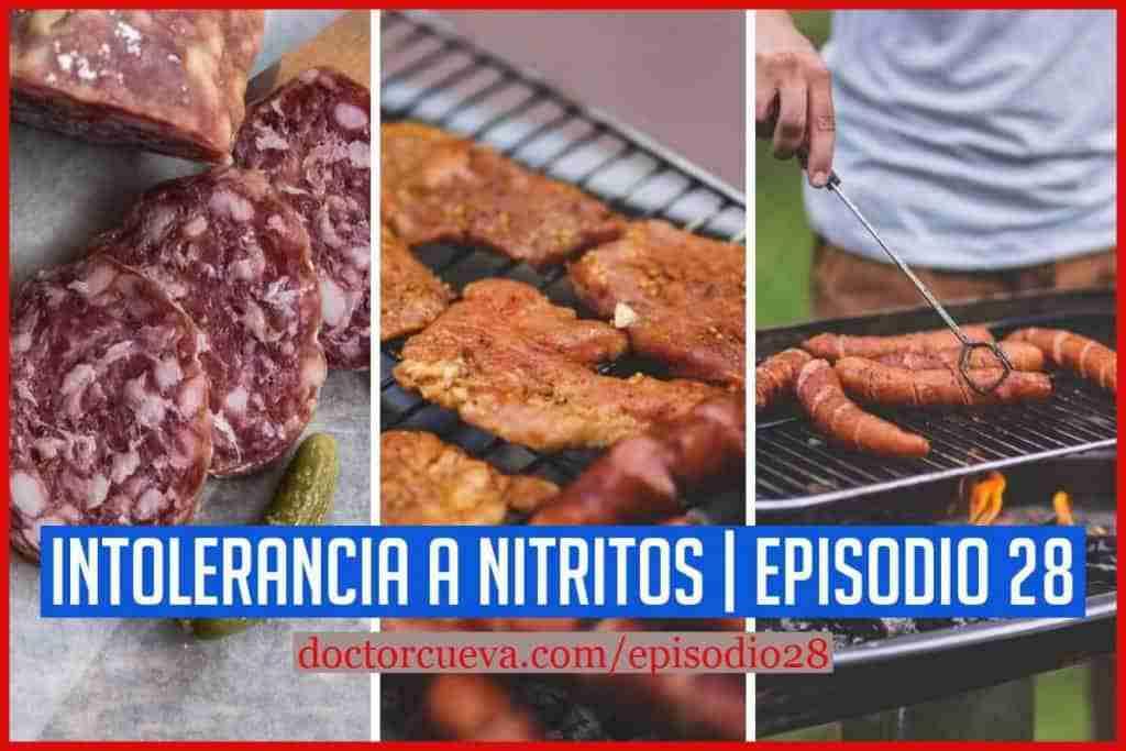 Intolerancia a nitritos