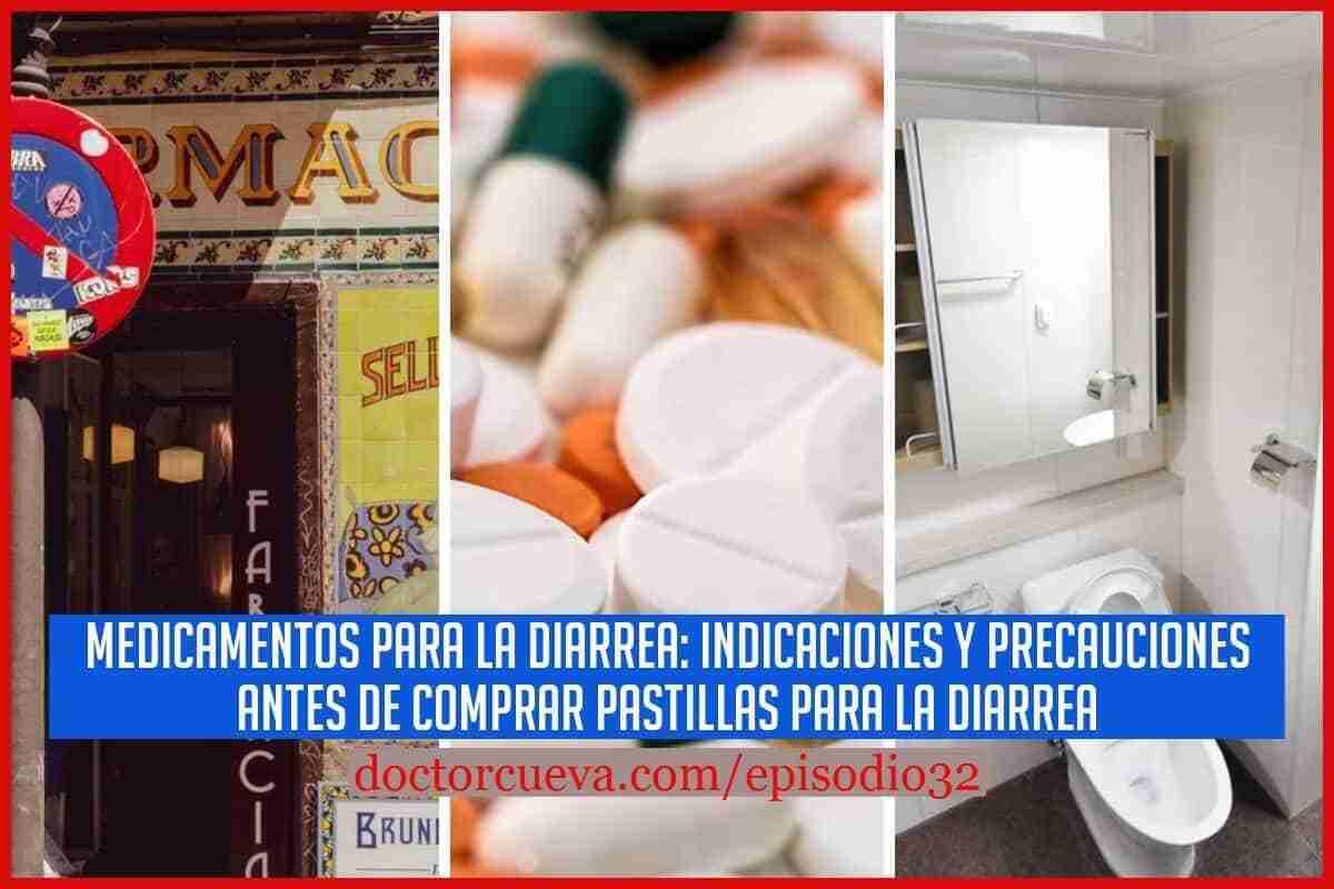 medicamentos para la diarrea e infeccion estomacal