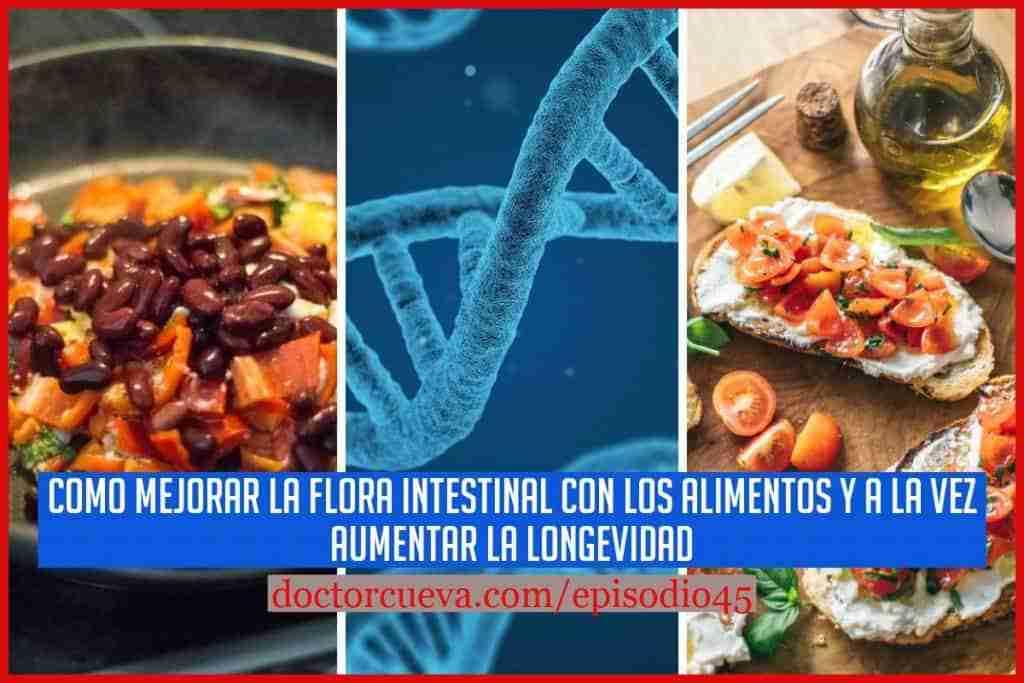 Como mejorar la flora intestinal