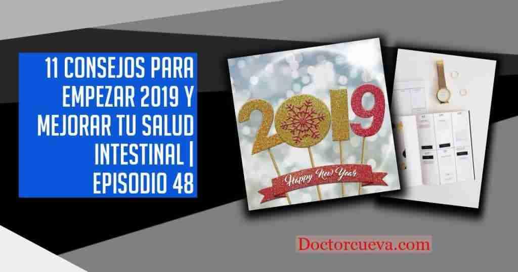 consejos empezar 2019