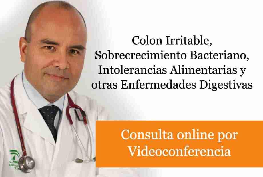 consulta online digestivo videoconferencia